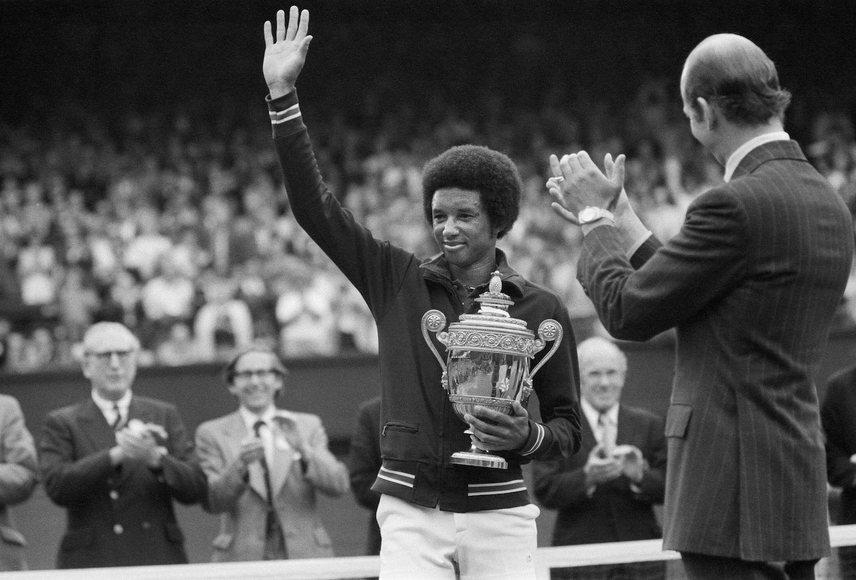 Arthur Ashe Wimbledon