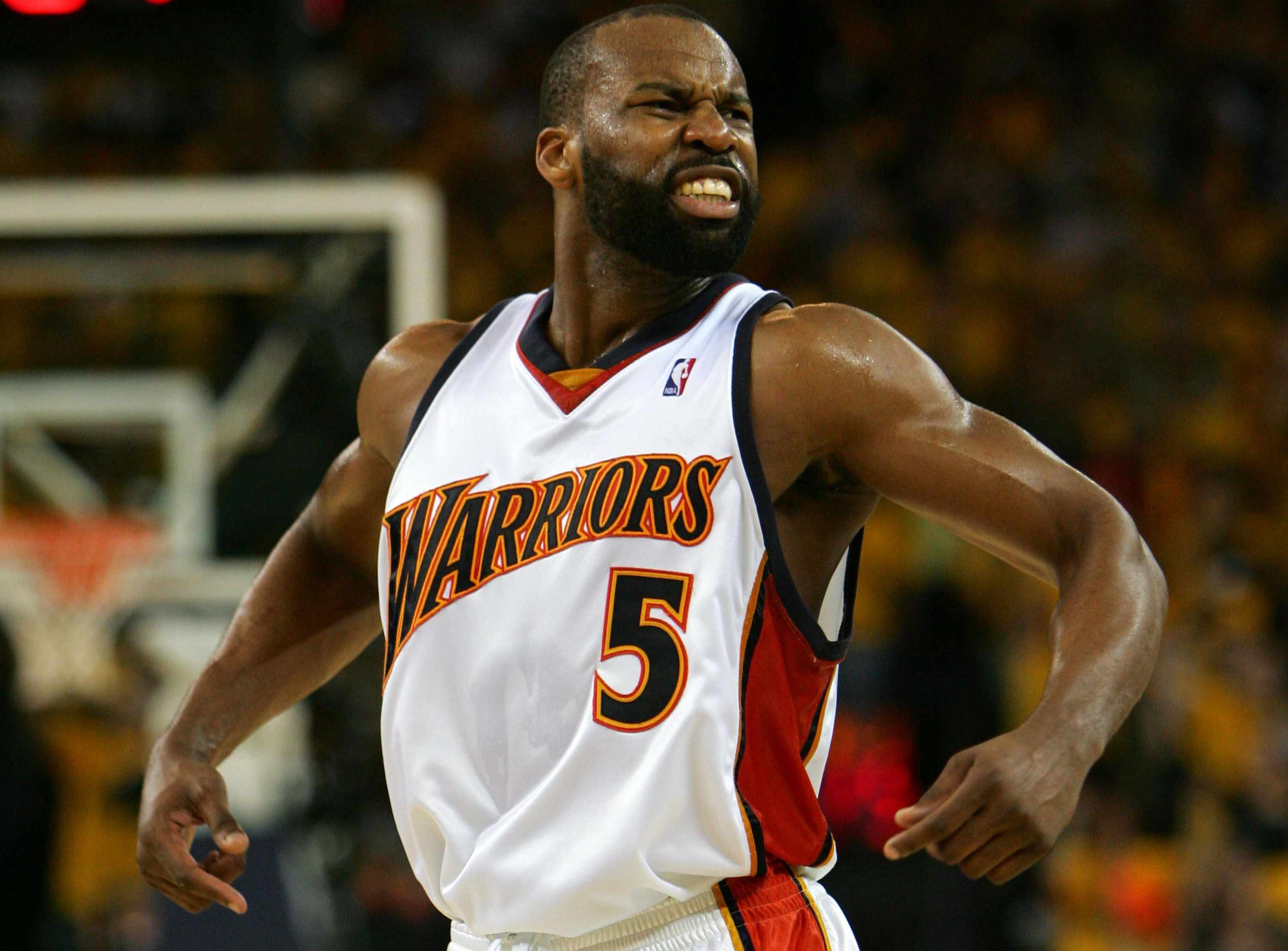 A Horrific Injury Derailed Baron Davis' Spectacular NBA Career
