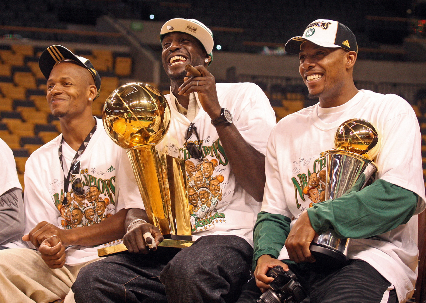 The Boston Celtics have one of the richest traditions in the NBA. So, how many NBA championships have the Celtics won?