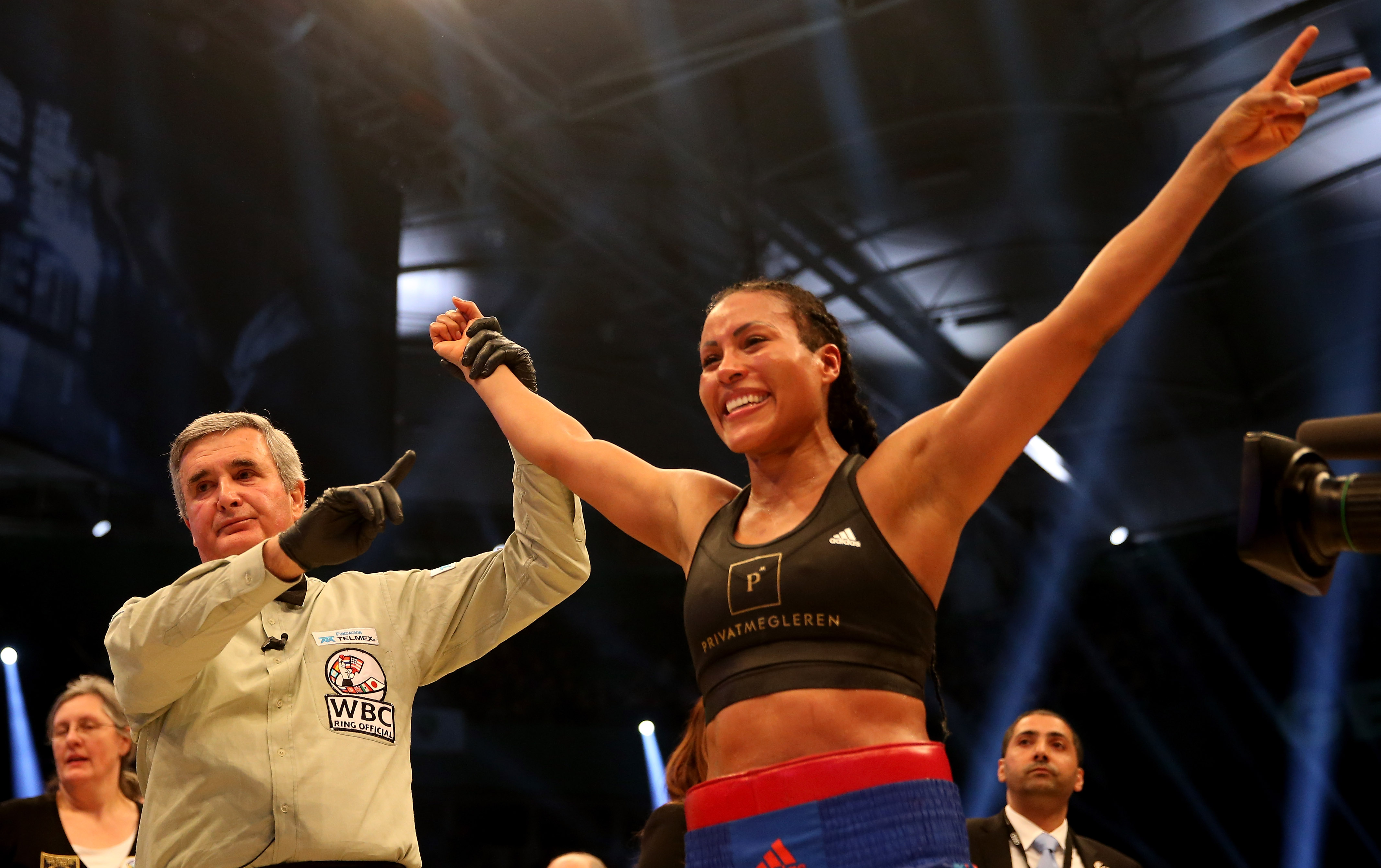 Boxer Cecilia Braekhus