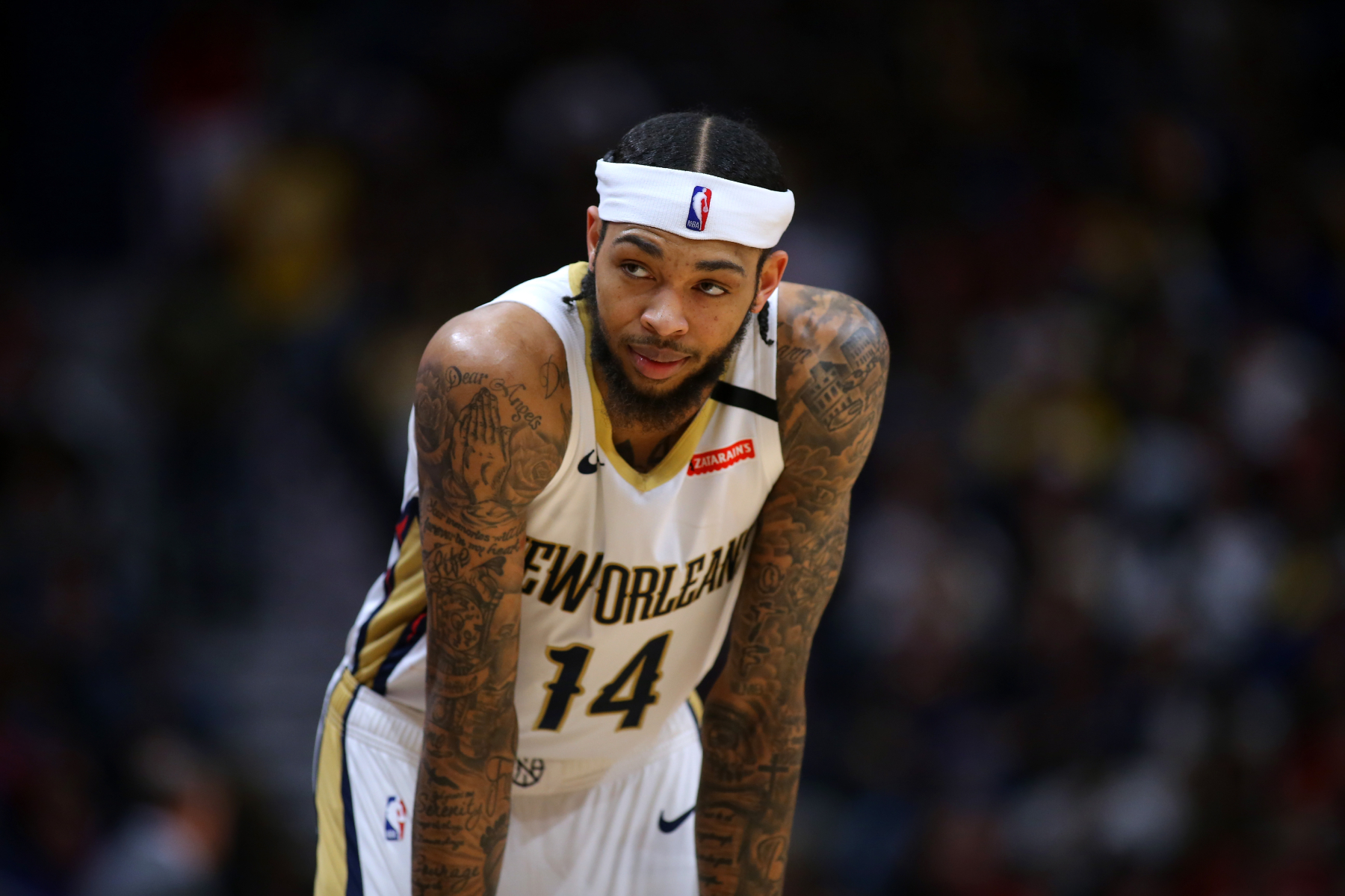 Brandon Ingram has become a star for the New Orleans Pelicans. He is set to get a massive contract soon, but he already has a nice net worth.
