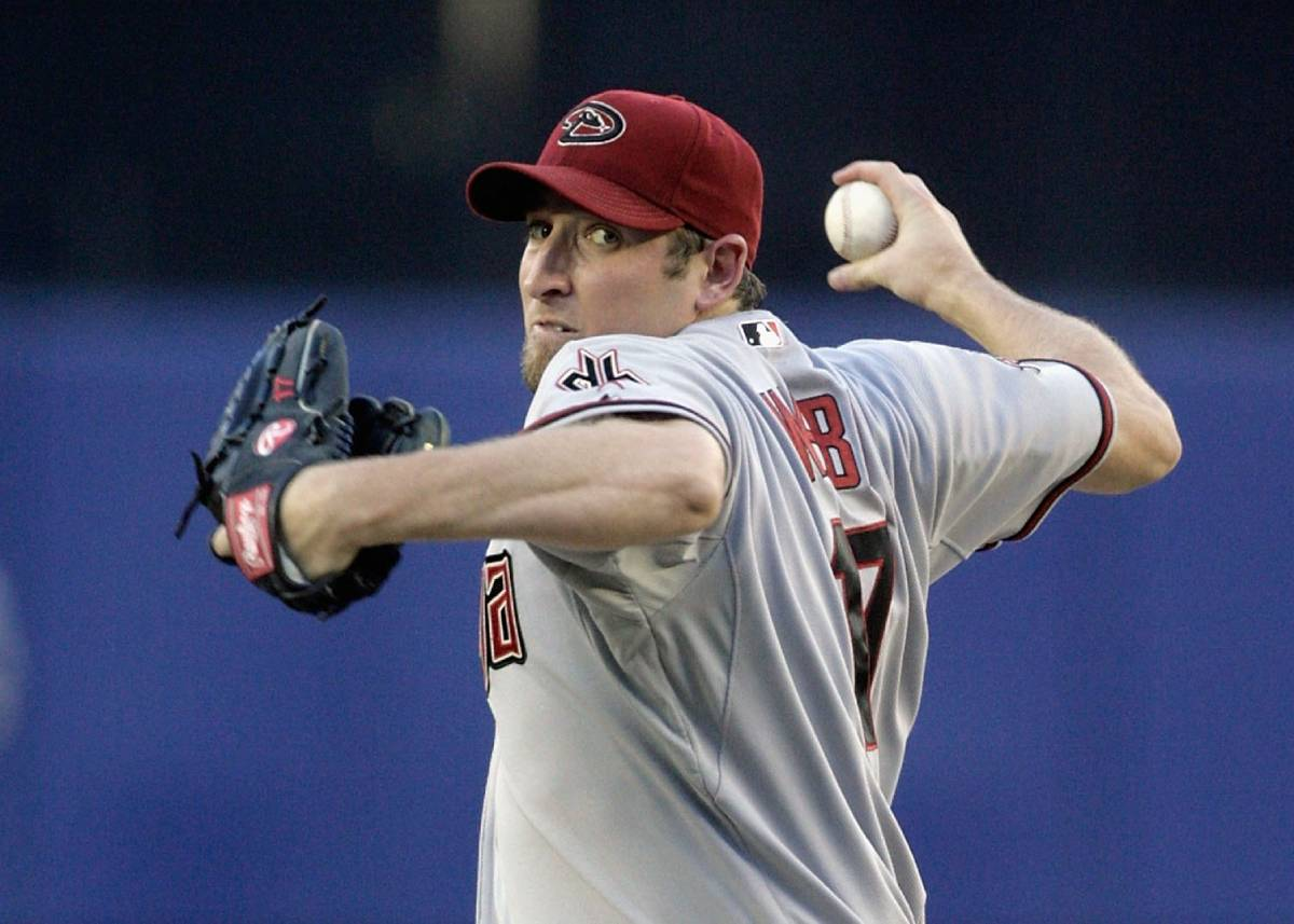 Former Arizona Diamondbacks ace Brandon Webb's career ended after a mysterious injury.
