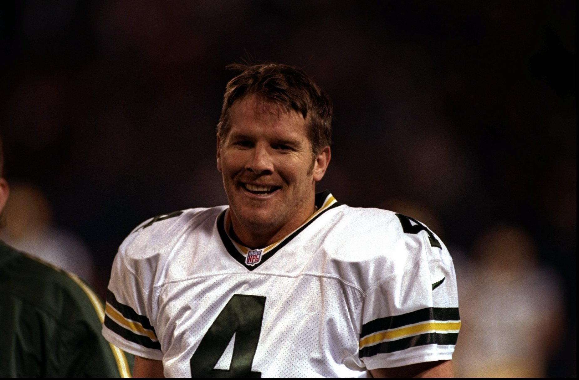 For all of on-field abilities, members of the Green Bay Packers knew he as also a 'shower bandit'