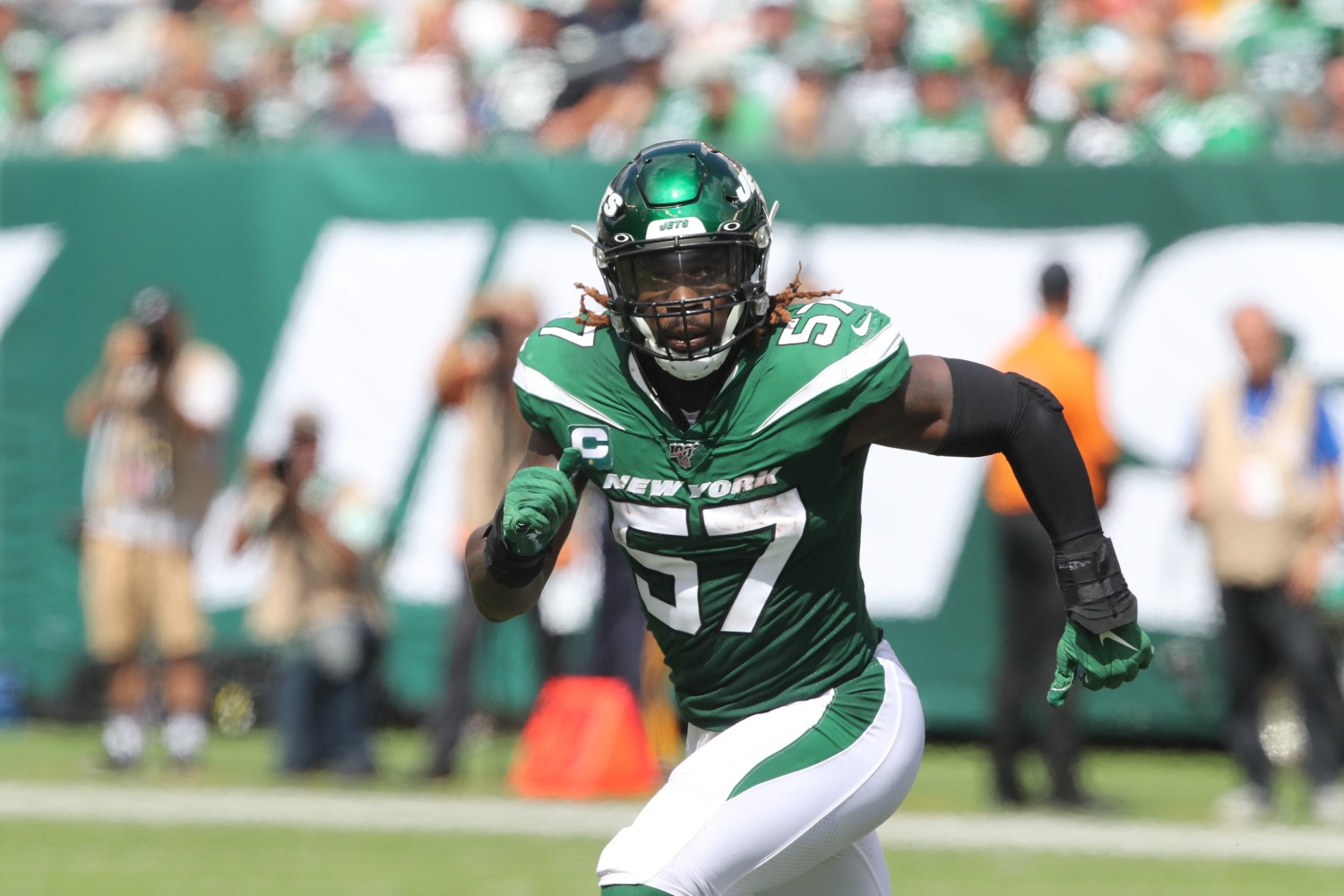 CJ Mosley looks like an $85 million mistake by the New York Jets.
