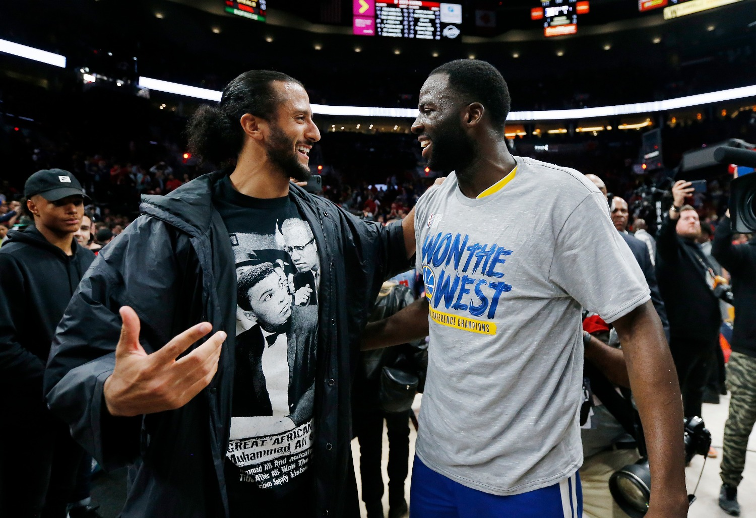 The NBA boycott validates the mission Colin Kaepernick started four years ago by sitting during the national anthem as a form of peaceful protest against police brutality.
