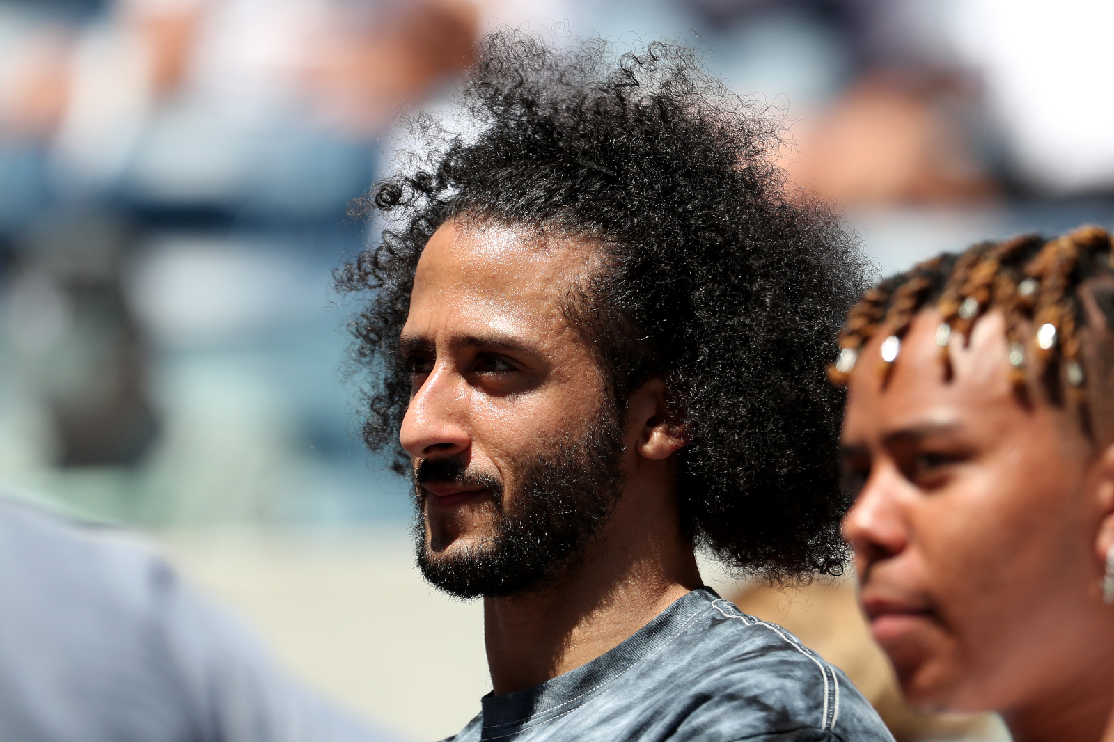 Colin Kaepernick and LeBron James are both fighting for racial equality. Kaepernick just recently showed his appreciation for James.