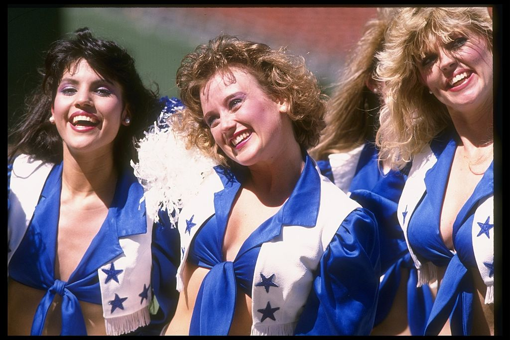 Dallas Cowboys cheerleaders didn't take kindly to Jerry Jones' ownership in 1989.