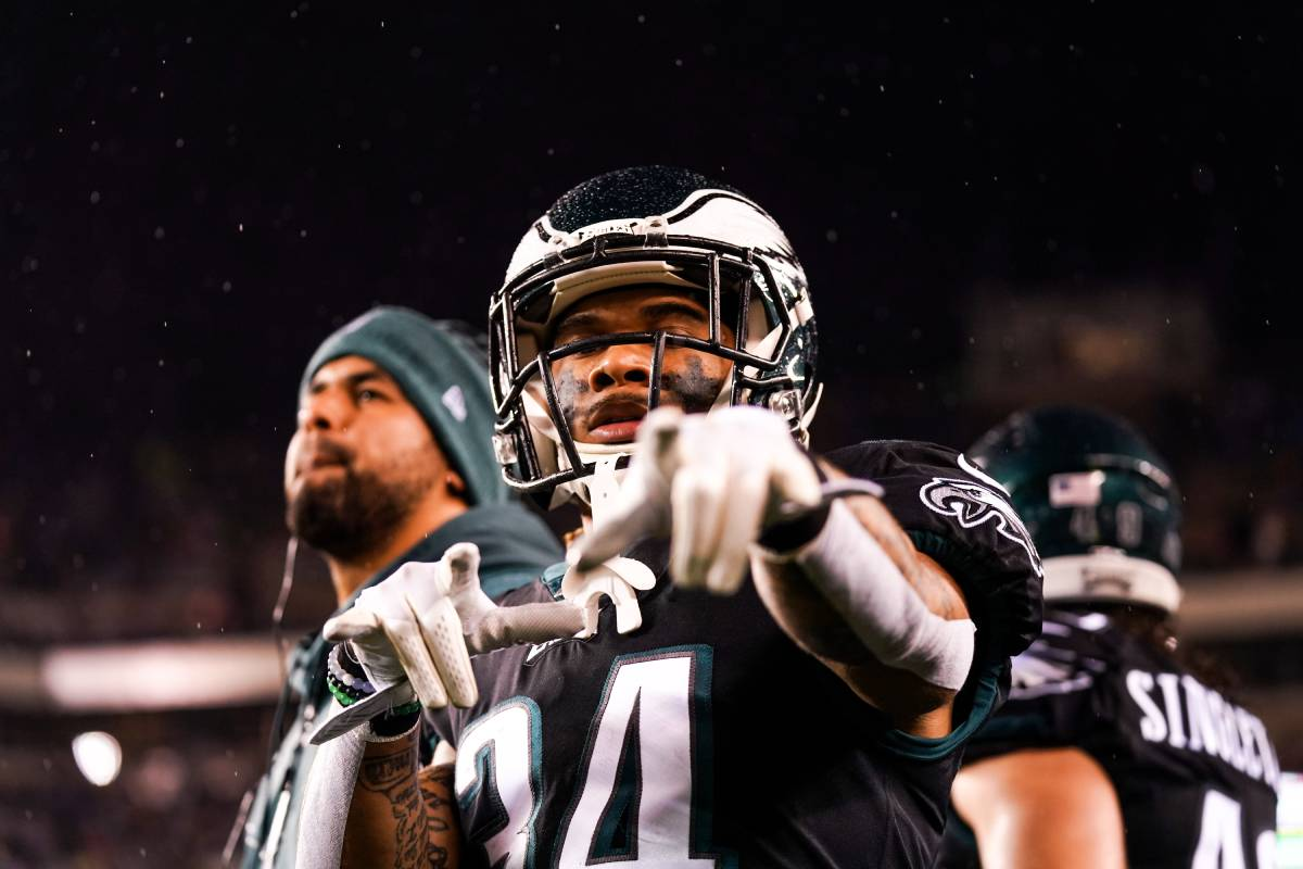 Cre'Von LeBlanc has been an impactful defensive back for the Philadelphia Eagles since he joined them in 2018.