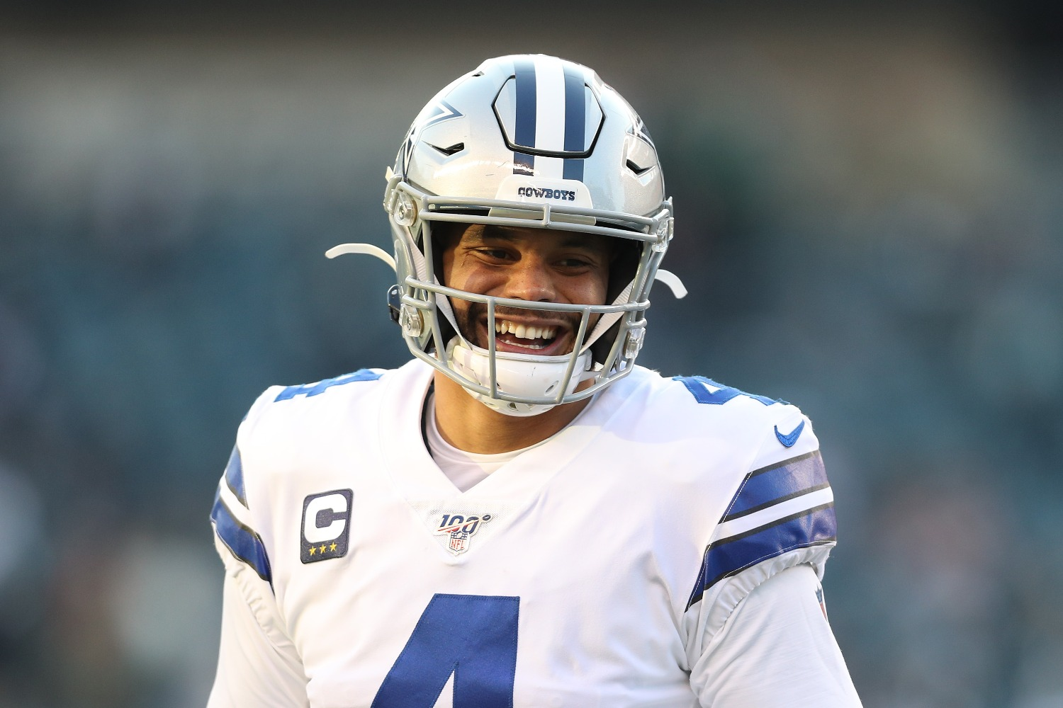 Dak Prescott sent a scary message about Aldon Smith, who should be the Cowboys' biggest x-factor this season.