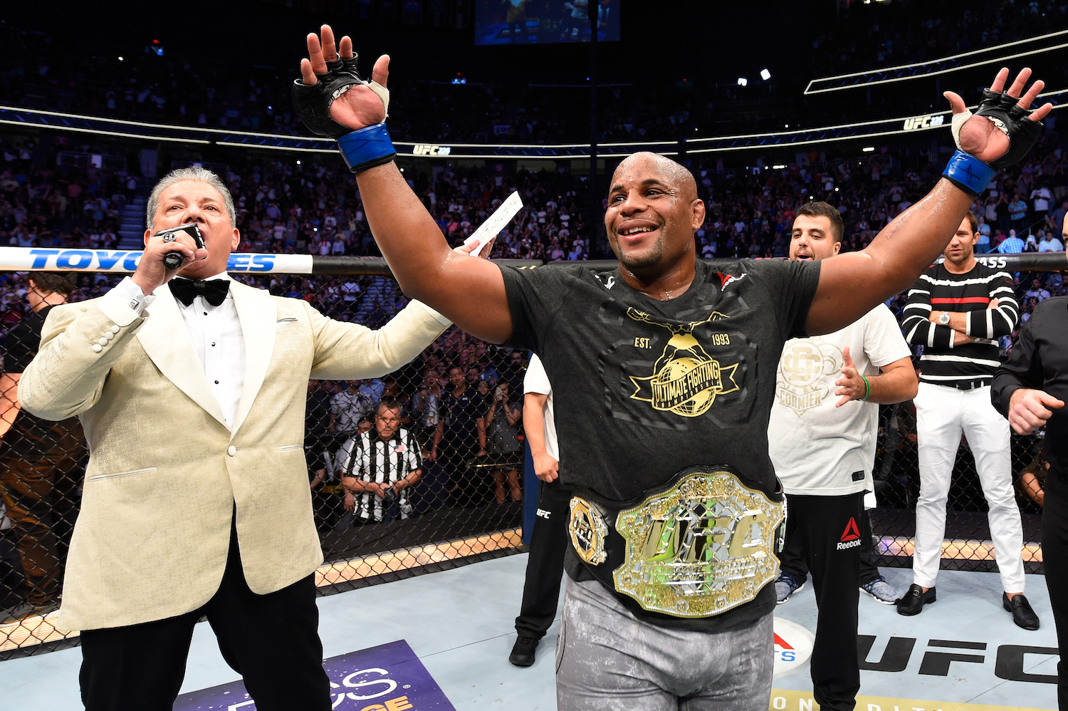 Daniel Cormier Just Revealed His Future Plans After Trilogy Fight with Stipe Miocic