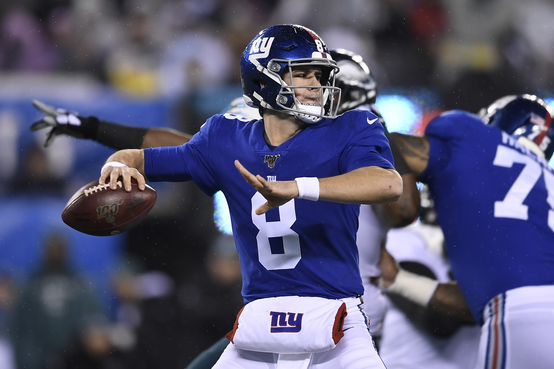 Daniel Jones, New York Giants