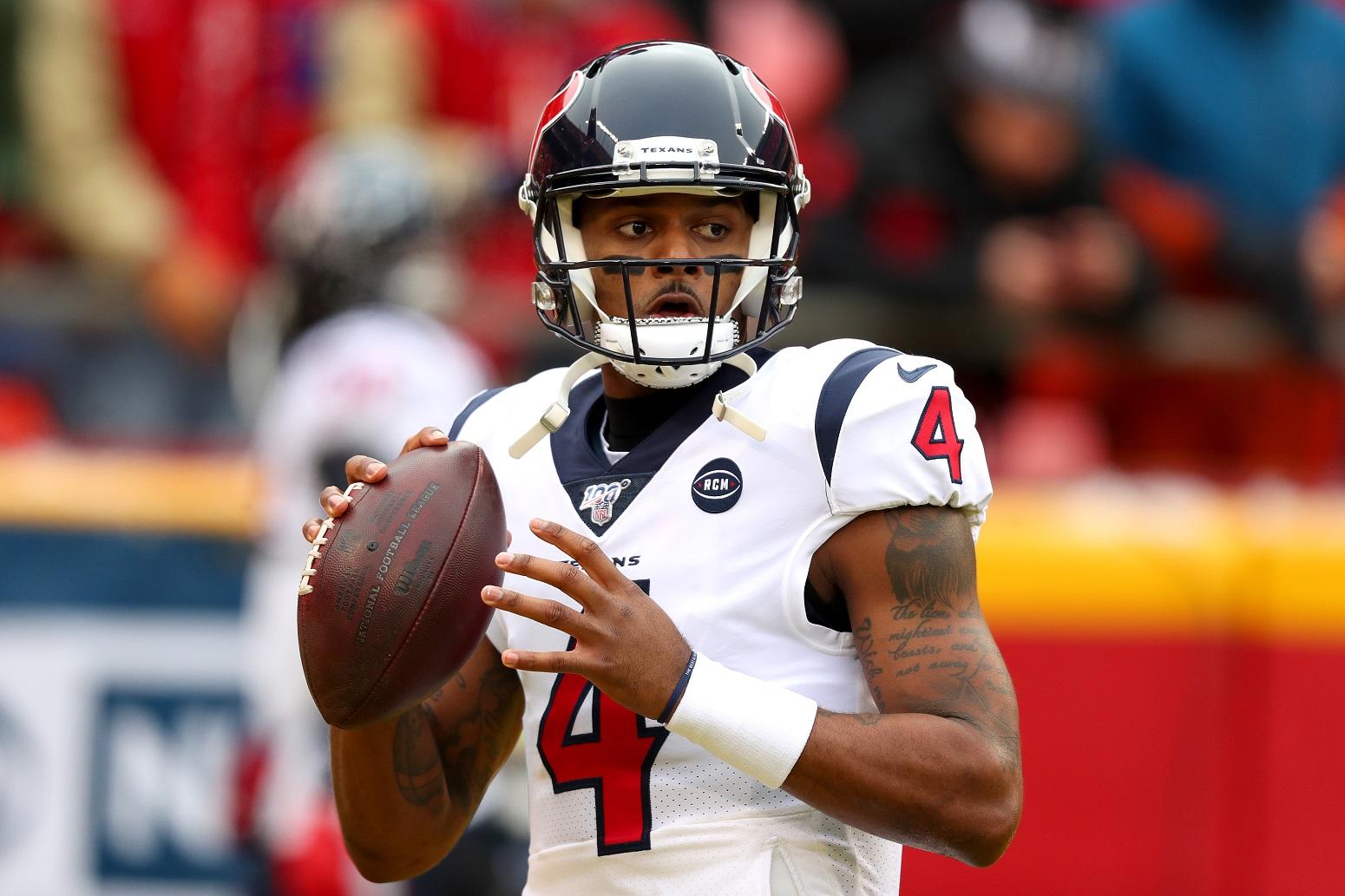 Deshaun Watson Texans NFL