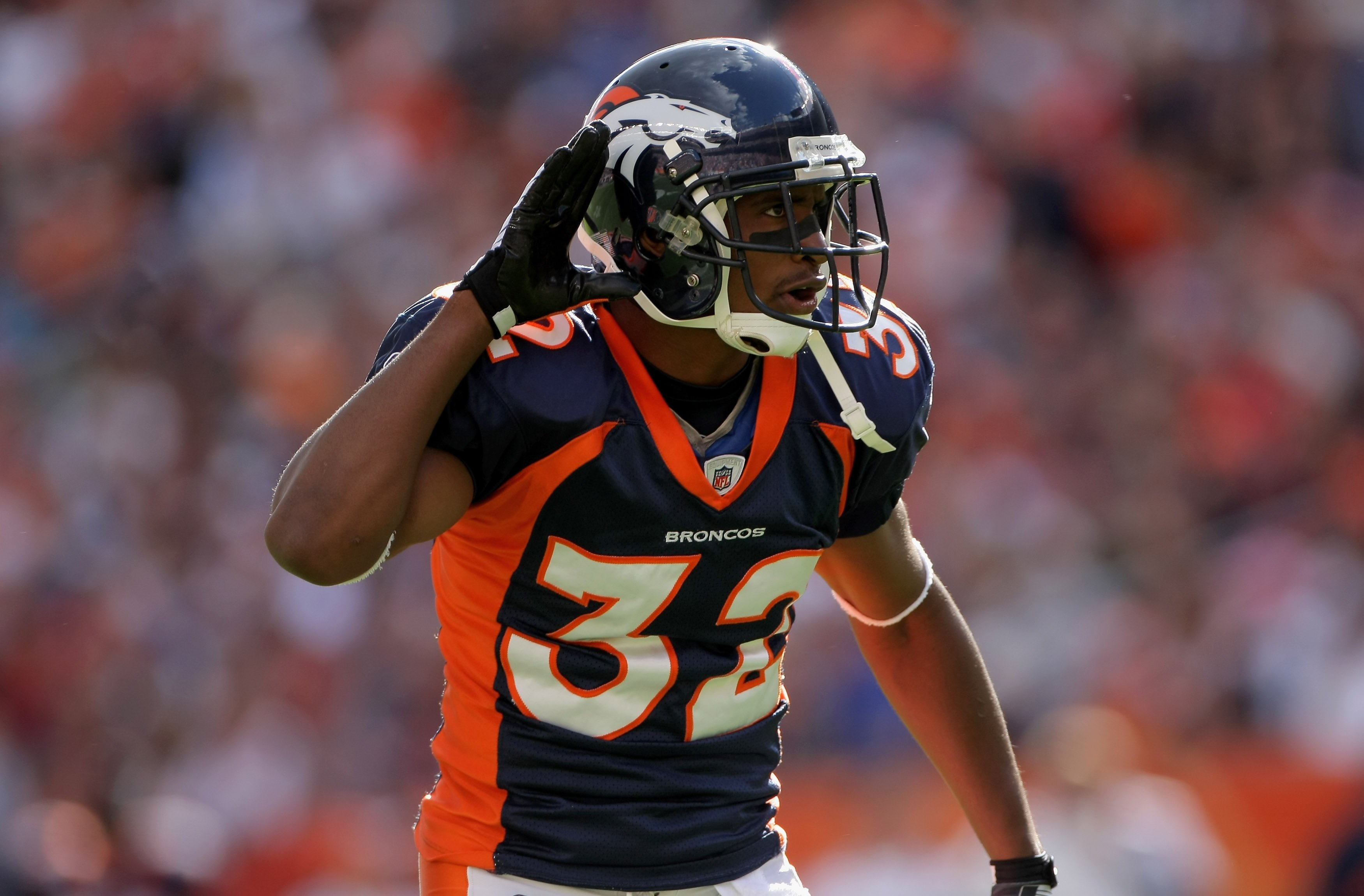 Dre' Bly was a Pro Bowl cornerback for several teams, including the Denver Broncos.