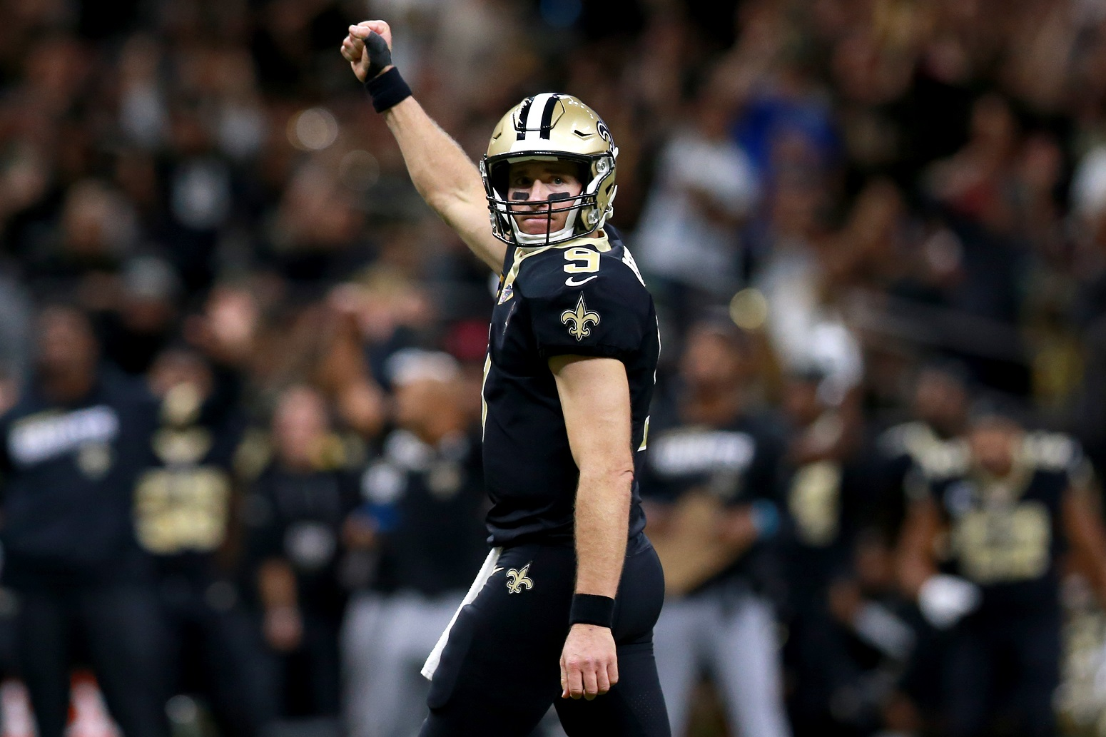 Drew Brees Saints NFL