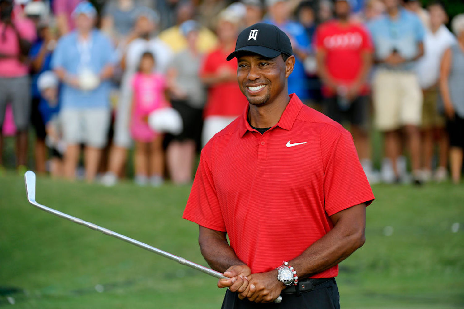Tiger Woods is the most recognizable golfer in the world, and his iconic nickname is a big reason why. But what is Tiger's real first name?