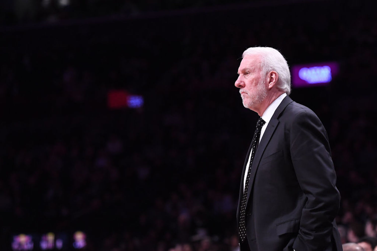 Gregg Popovich has been the head coach of the San Antonio Spurs for 24 years, but he might finally have a new home in 2021.