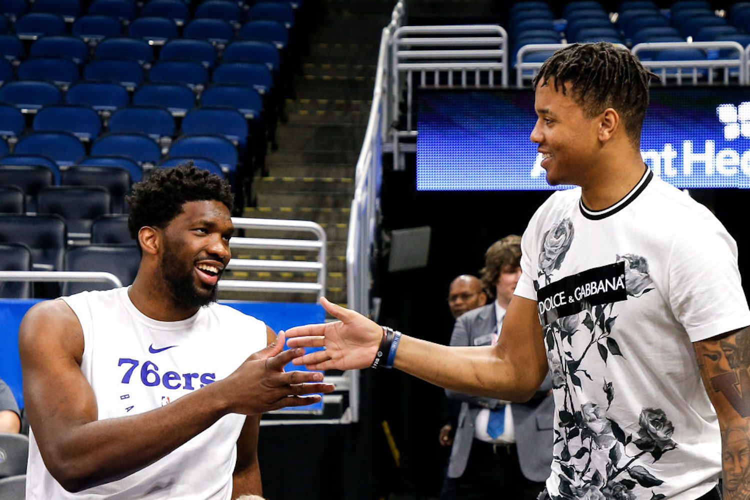 Markelle Fultz was a disaster in Philadelphia, but his departure finally paid of for the 76ers thanks to an ex-teammate's heroics.