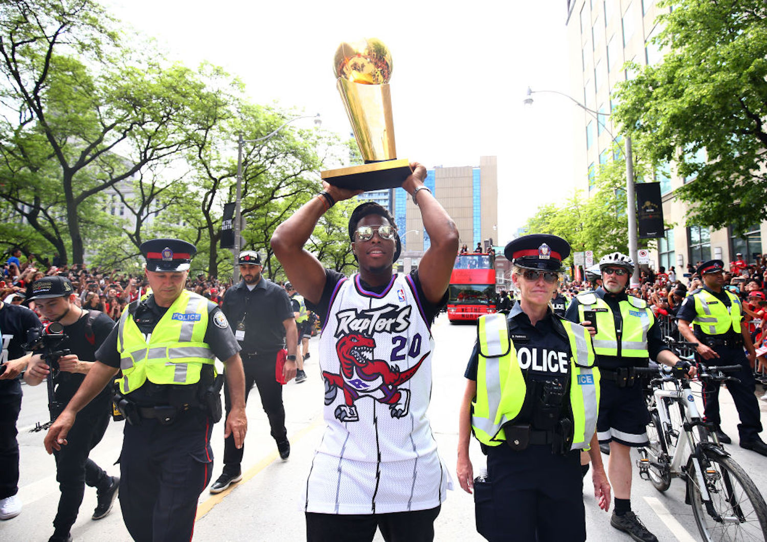 Kyle Lowry is a six-time All-Star and an NBA champion, but he's not regarded as a surefire Hall of Famer. Well, maybe he should be.