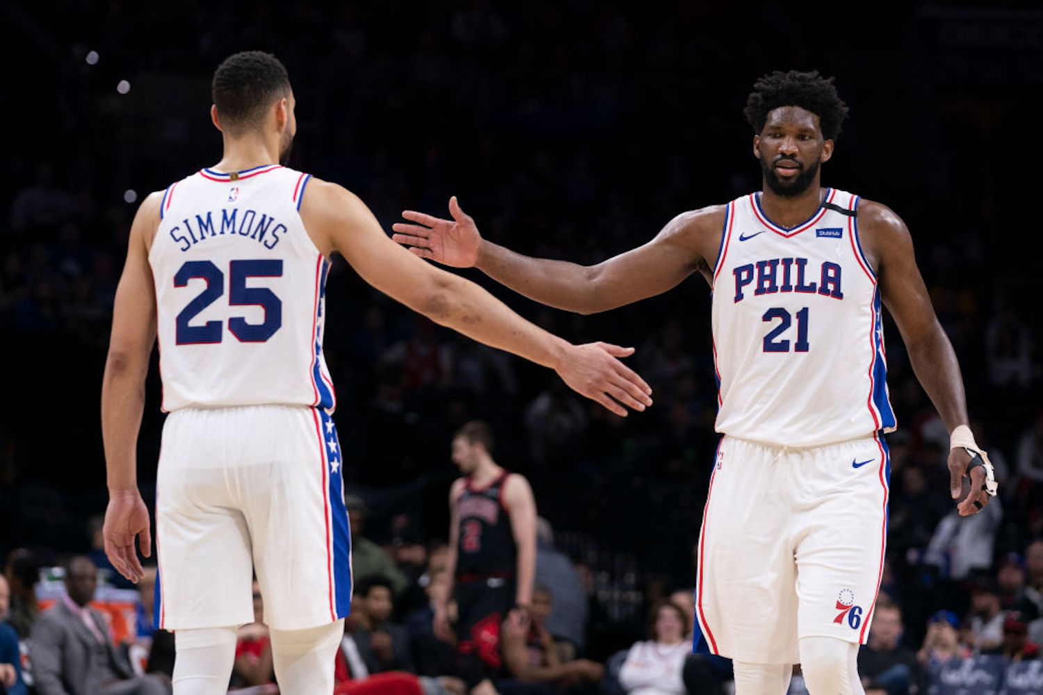 Ben Simmons is most likely out for the season with another injury. Have we seen the last of Simmons and Joel Embiid in Philadelphia?