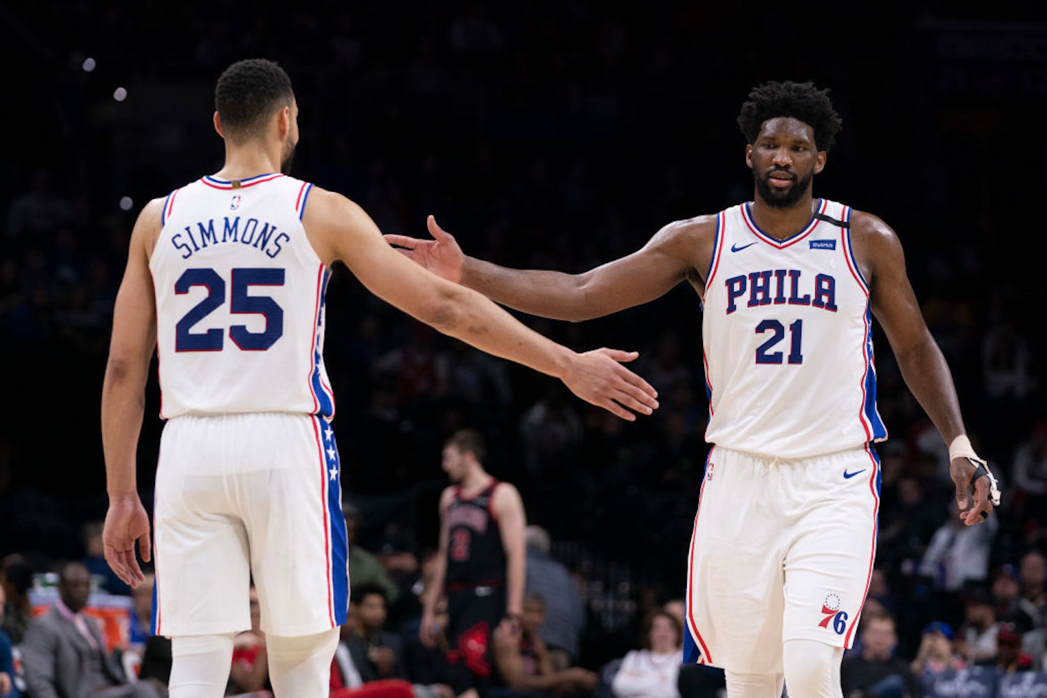 Joel Embiid and Ben Simmons are by far the two most important 76ers, but they aren't even close to the two highest-paid on the roster.
