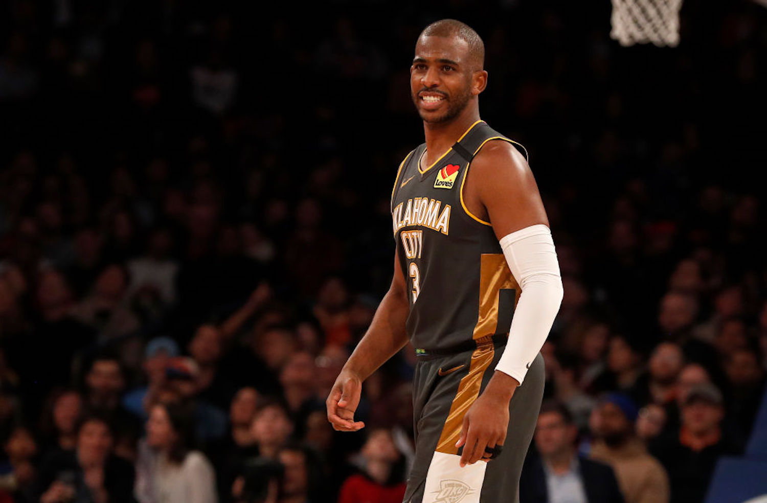 Chris Paul still has a few more years left in the tank, but he's already the fifth-richest basketball player to ever suit up in the NBA.