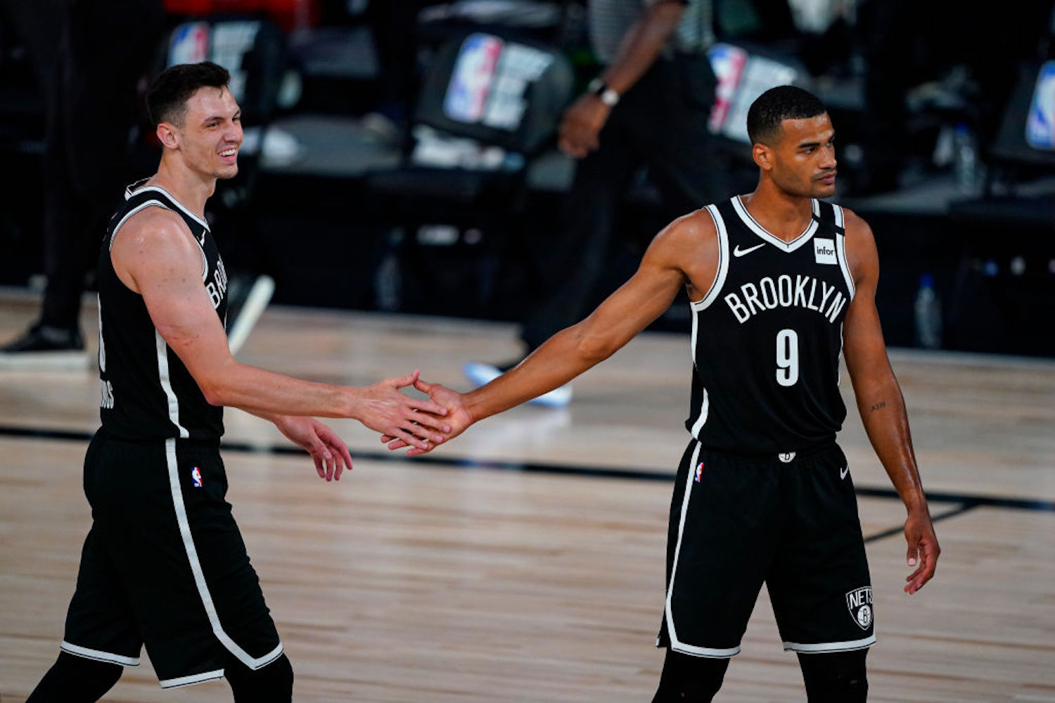 The undermanned Brooklyn Nets beat the Milwaukee Bucks as 18.5-point underdogs Tuesday, and they made NBA history in the process.