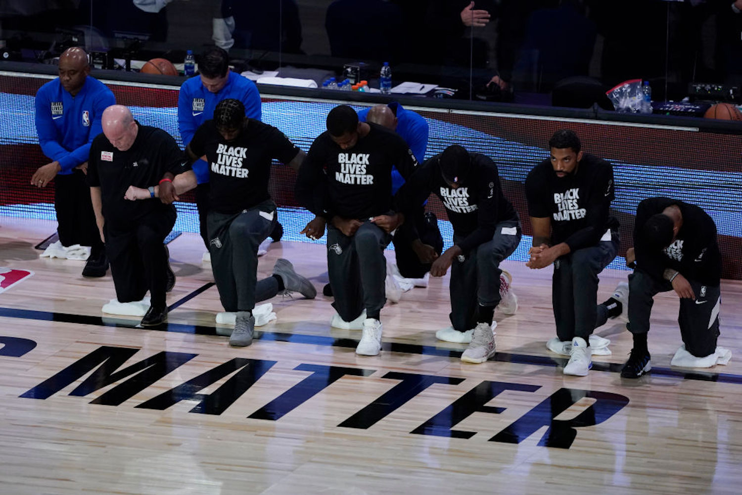 The Bucks and Magic boycotted Game 5 of their playoff series Wednesday, and they won't be the last teams to do so this week.