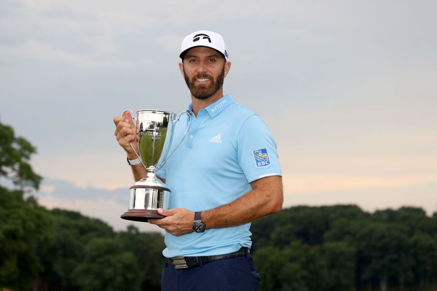 Dustin Johnson is just 36 years old, but he's already earned enough money on the PGA Tour to put him fifth on the all-time list.