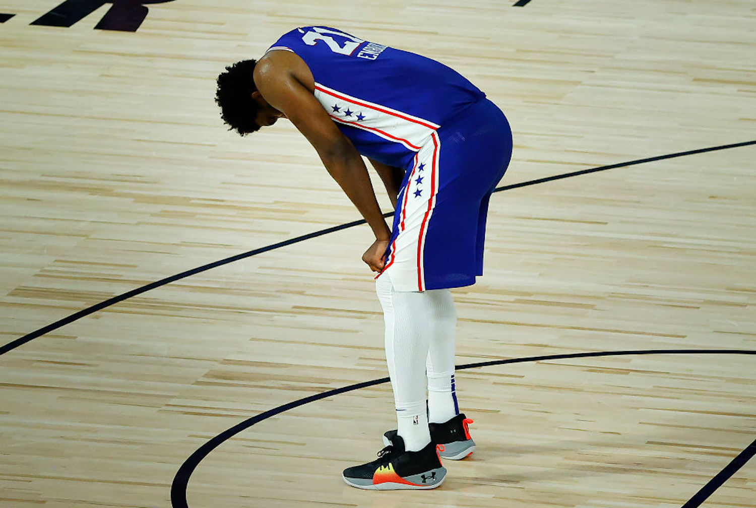 Joel Embiid Almost Quit Basketball After His Brother's Tragic Death