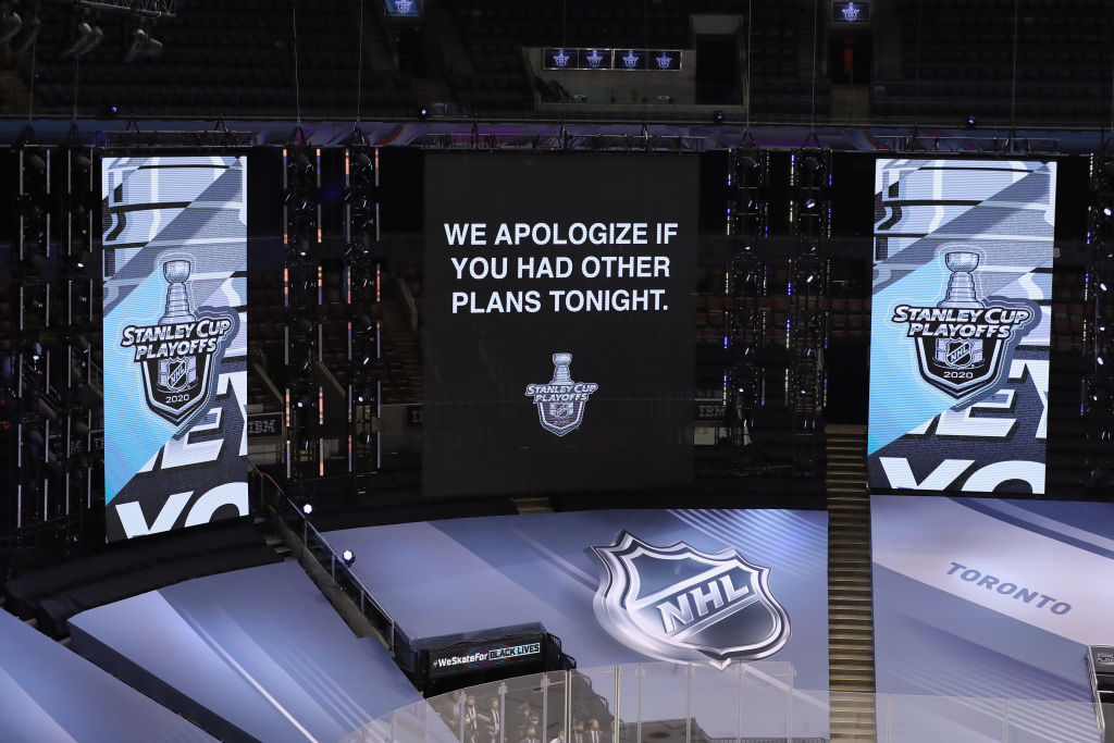 NHL playoff games go on until one team scores. So, what is the longest playoff hockey game ever played and how long did it take?