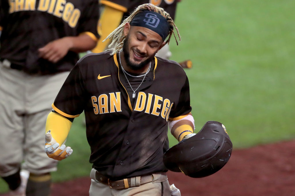 Fernando Tatis Jr. is at the center of a ridiculous controversy after he simply hit a grand slam during a game against the Texas Rangers.