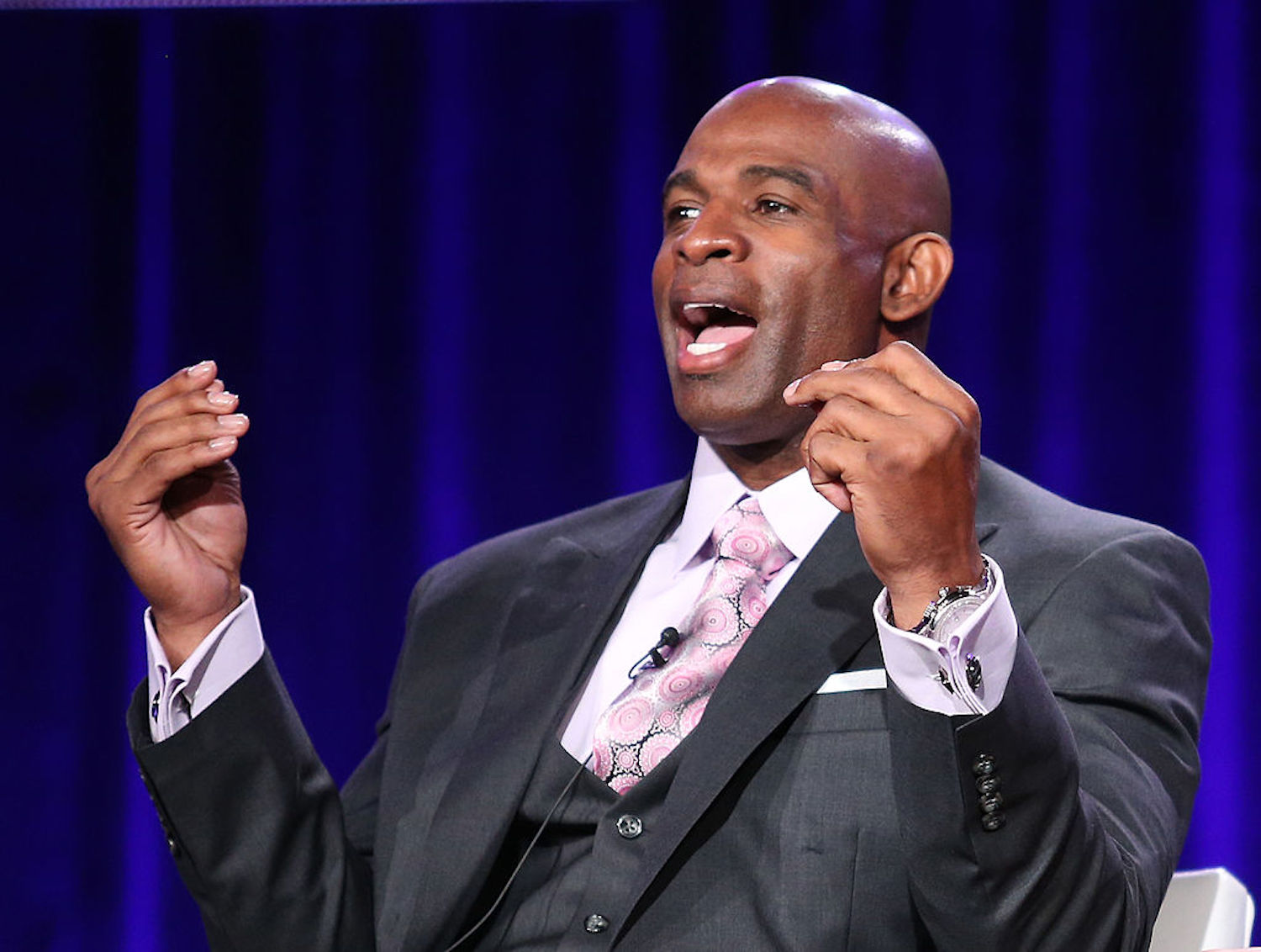 Deion Sanders has been wanting a bigger platform to share his uncut opinions, and he finally found it with Barstool Sports.