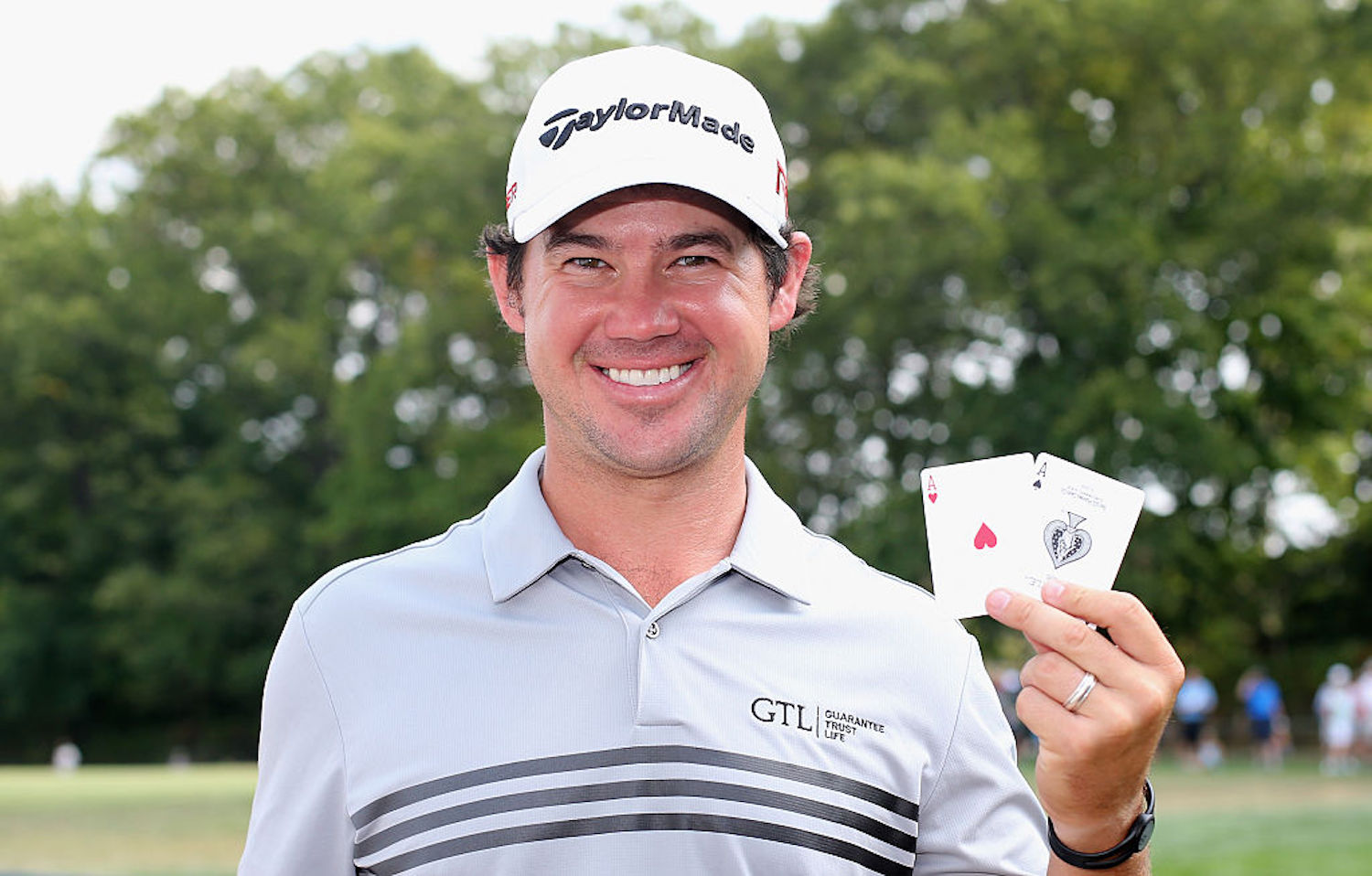 Making a hole-in-one on the PGA Tour is hard enough, but has anyone ever made two aces in the same round before?