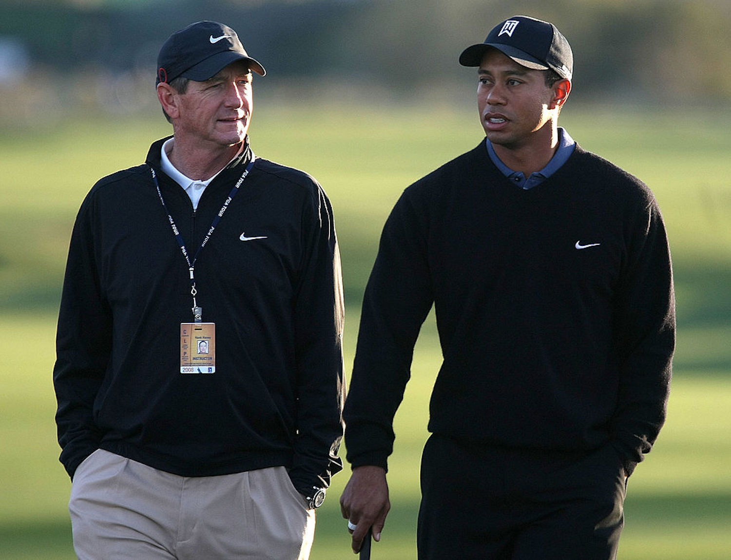 Tiger Woods flew pretty under the radar heading into the 2020 PGA Championship, but his former coach believes he's the one to beat.