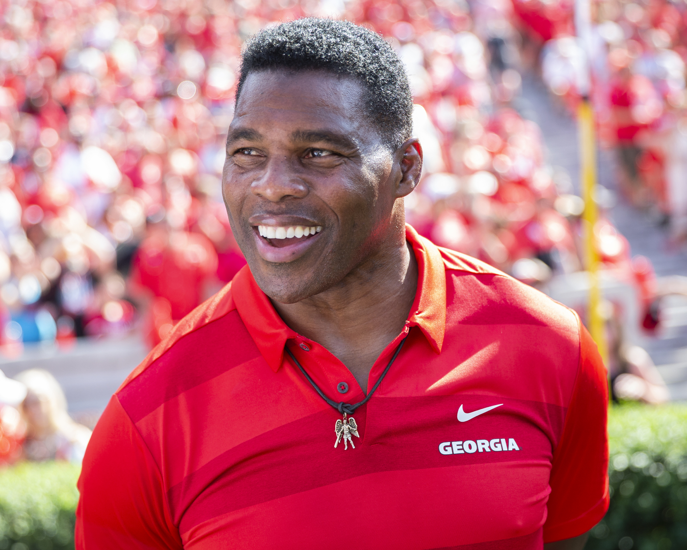 Herschel Walker's Football Career Led To Him Racking up a Massive Net Worth and Becoming Friends With Donald Trump