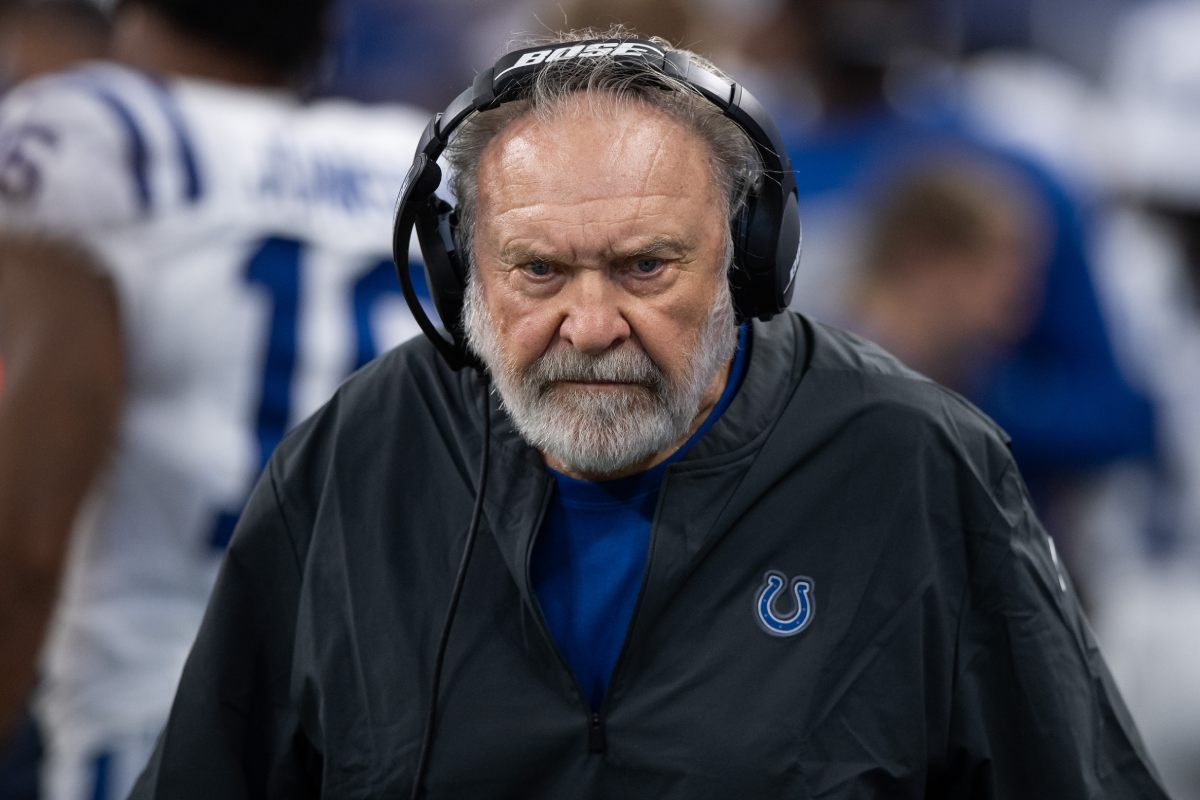Howard Mudd coached for the Indianapolis Colts for 13 seasons across two stints.