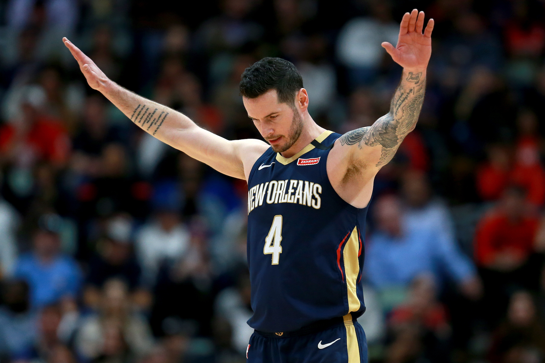 JJ Redick believes that beets have helped him get results in the NBA.