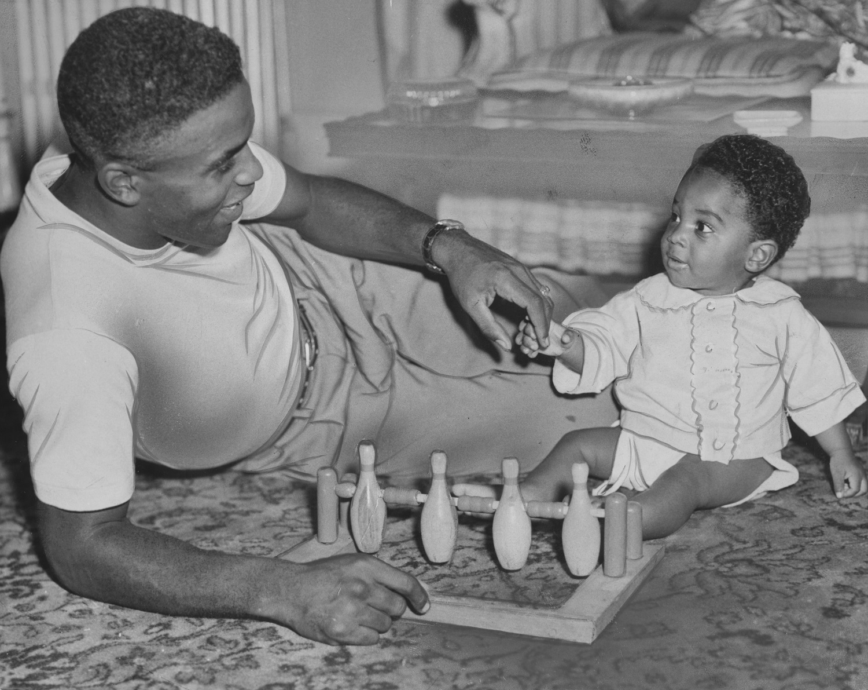Jackie Robinson Jack Robinson Jr.
