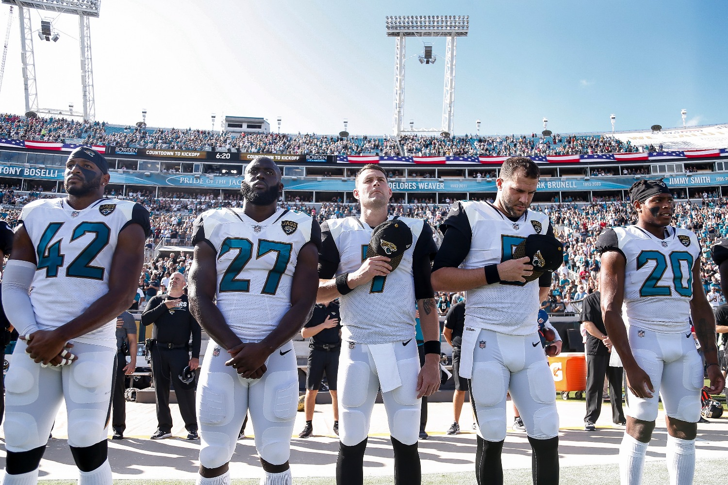 Leonard Fournette's release certifies the Jaguars as the NFL's most embarrassing franchise, especially with their blown NFL draft picks.