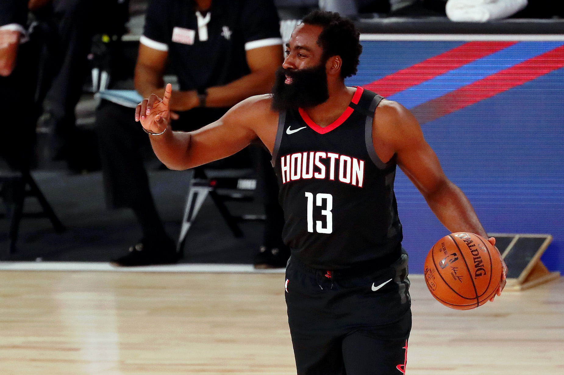 While being traded to the Houston Rockets initially stung, James Harden believes that the move was the best thing that ever happened to him.