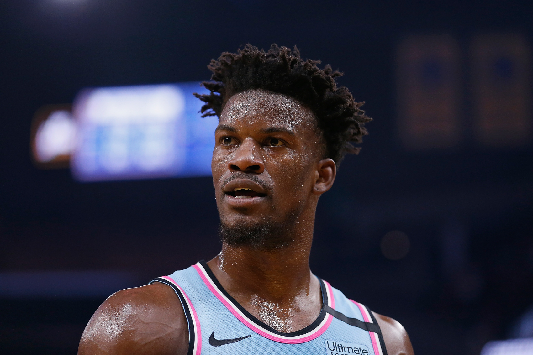 The Miami Heat and Oklahoma City Thunder had a close game recently, and Jimmy Butler had a strong message for Chris Paul afterward.