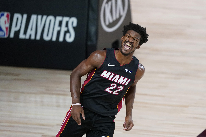 Miami Heat's Jimmy Butler