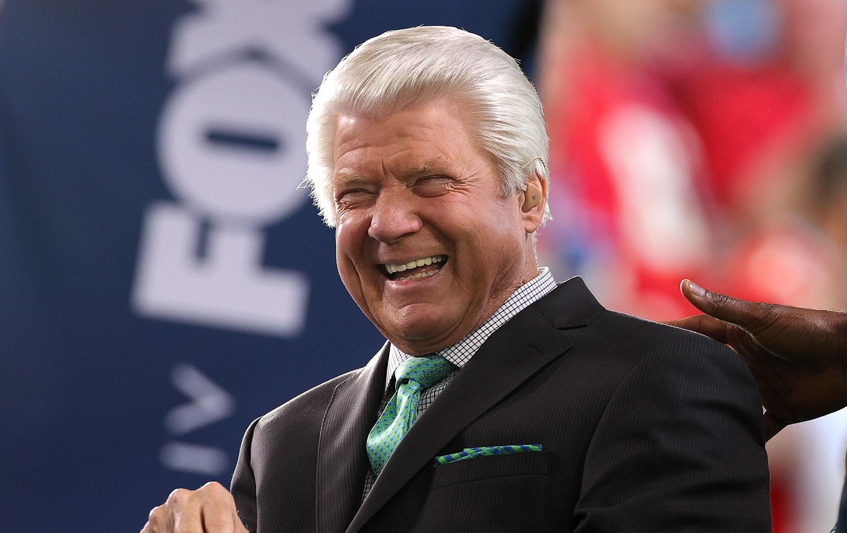 Jimmy Johnson, Fox NFL Sunday