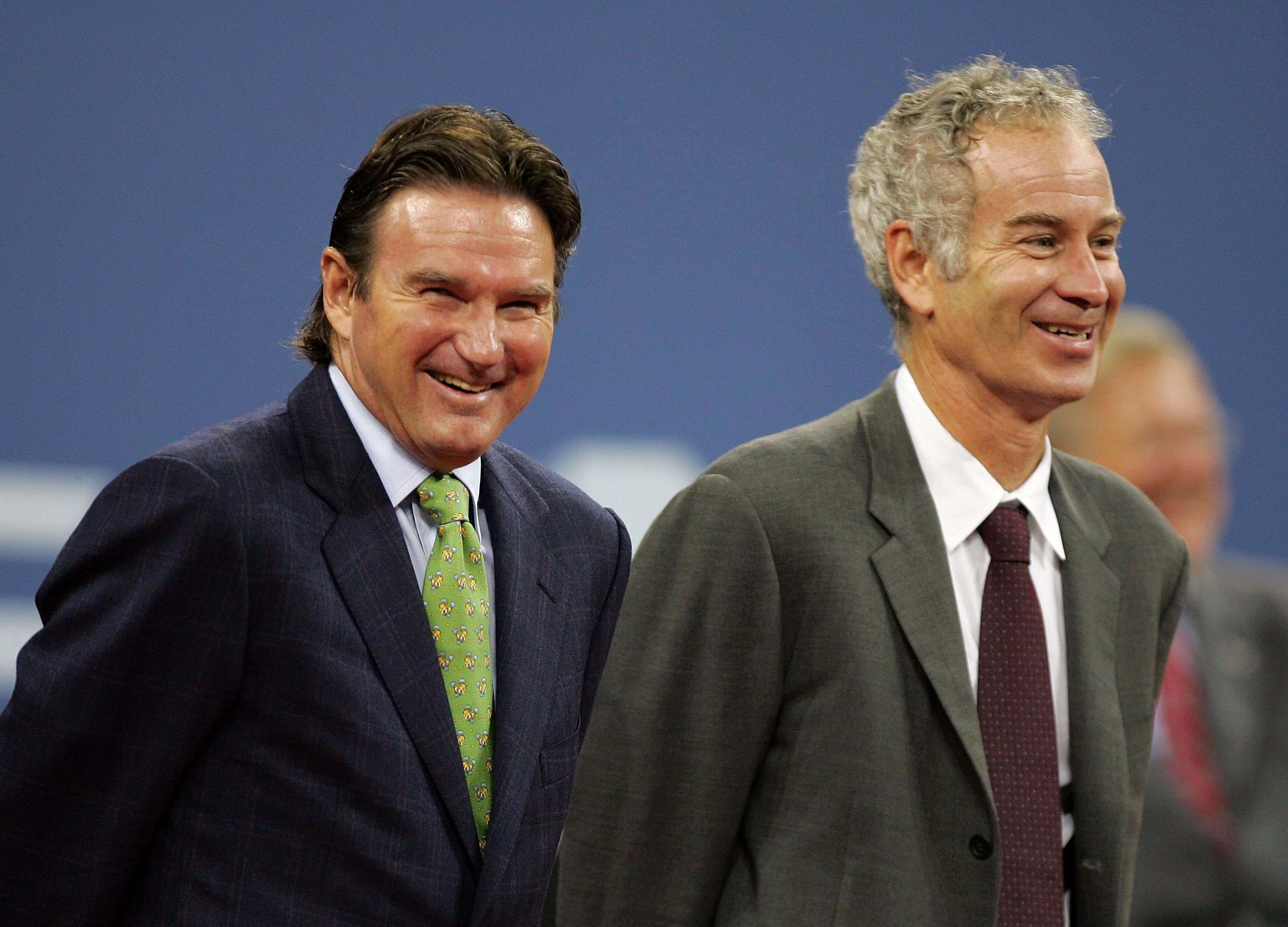 John McEnroe Thinks Pete Rose and Jimmy Connors Are the Same People