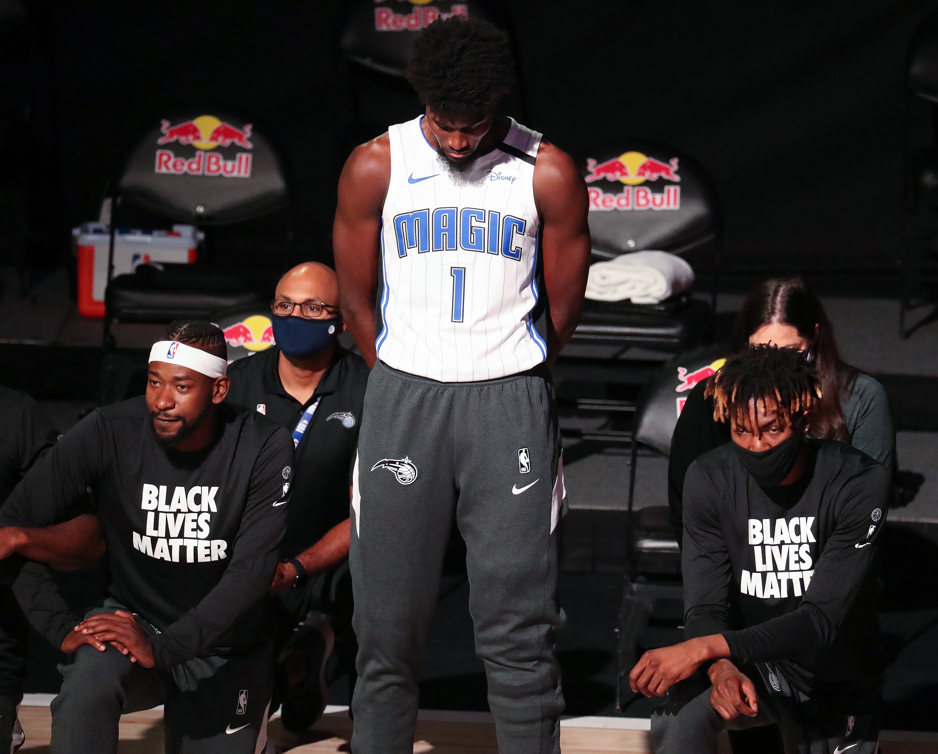Jonathan Isaac Stood up for His Beliefs and Never Gave In