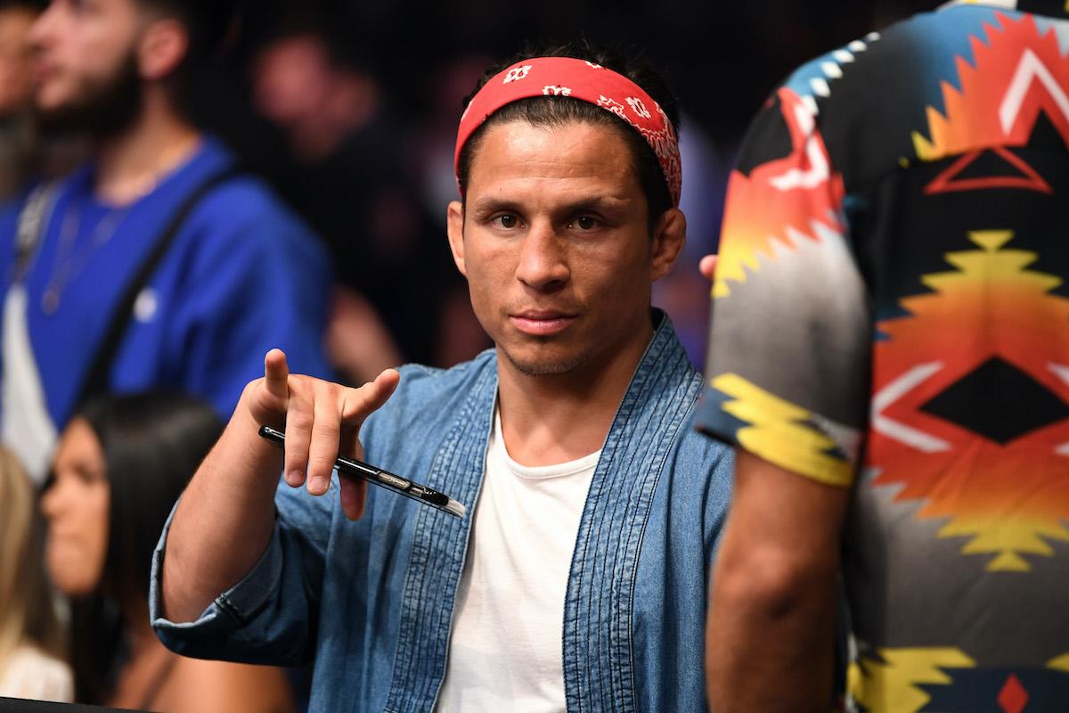 UFC fighter Joseph Benavidez