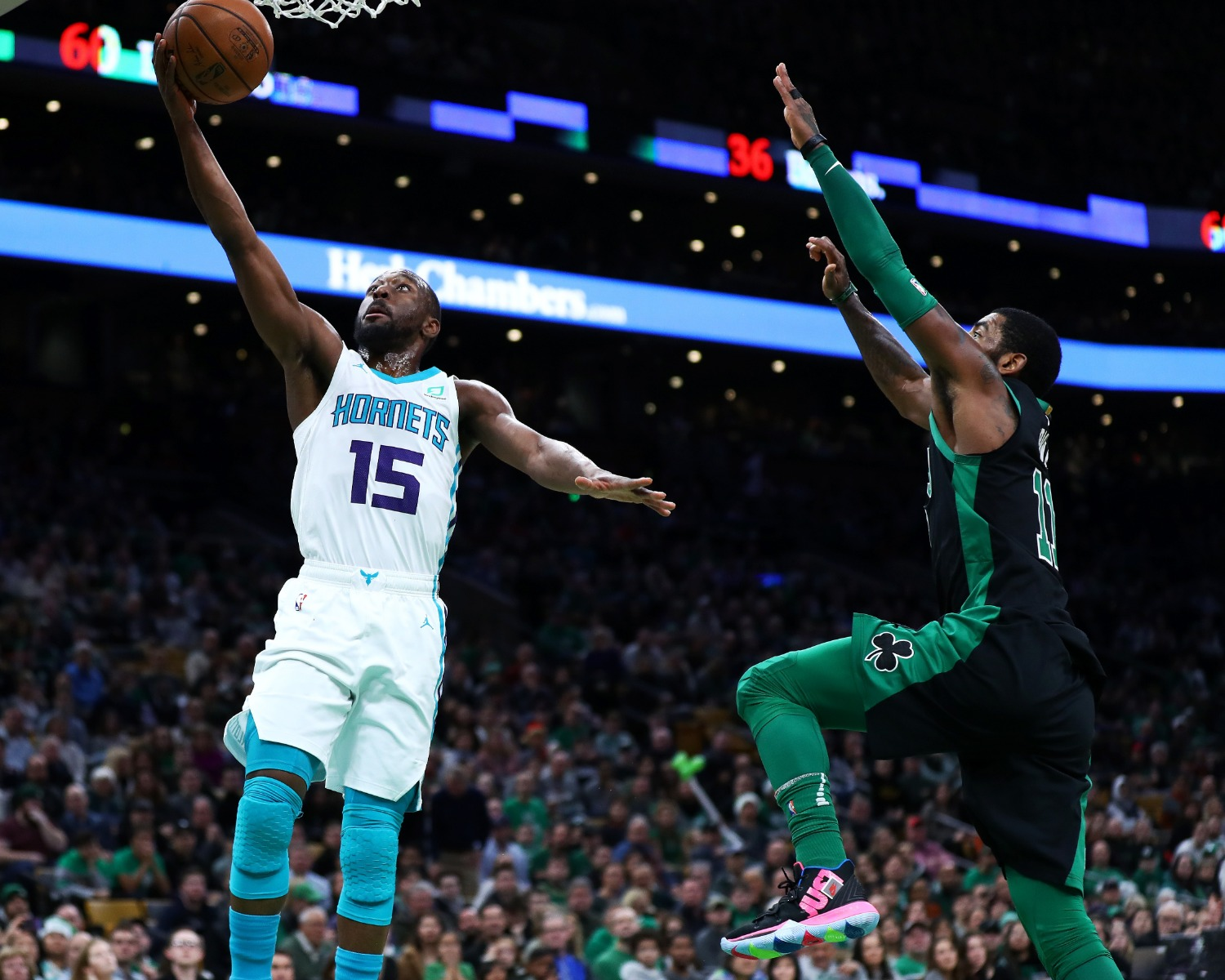 Kemba Walker just proved why the Celtics will never regret losing Kyrie Irving.