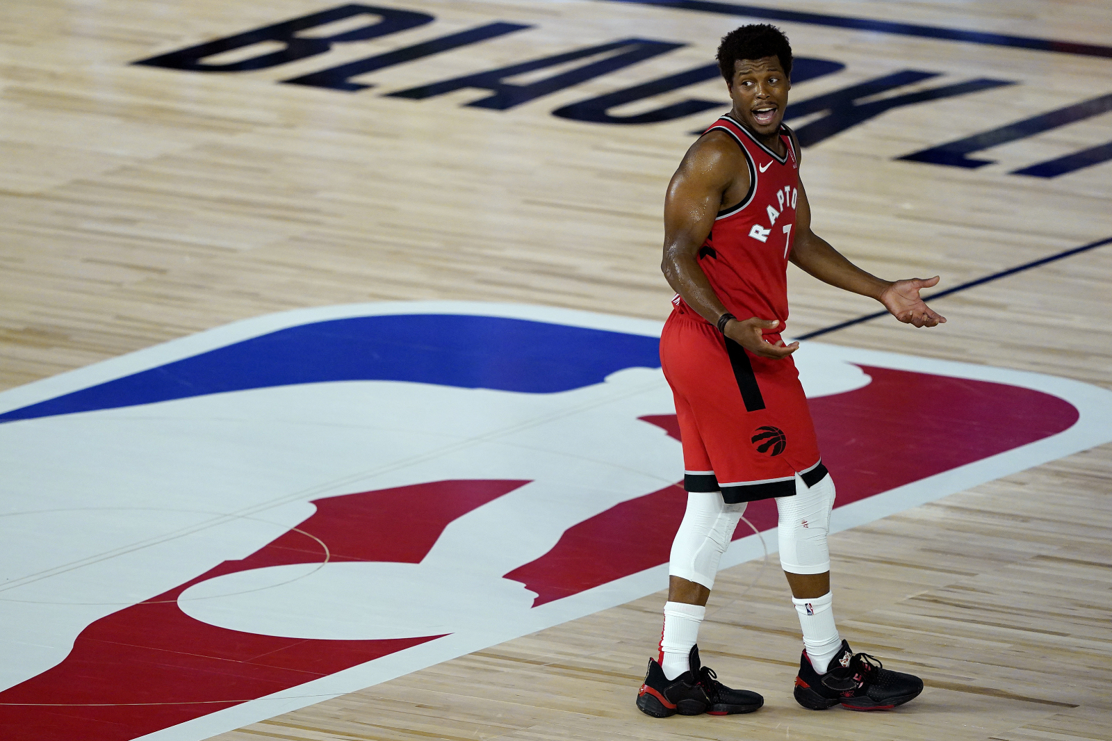 Kyle Lowry has had a lot of success with the Toronto Raptors. Because of his success, he will soon surpass an NBA legend in the record books.