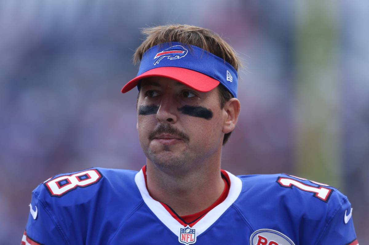 Kyle Orton nearly led the Buffalo Bills to a playoff berth in his final season.