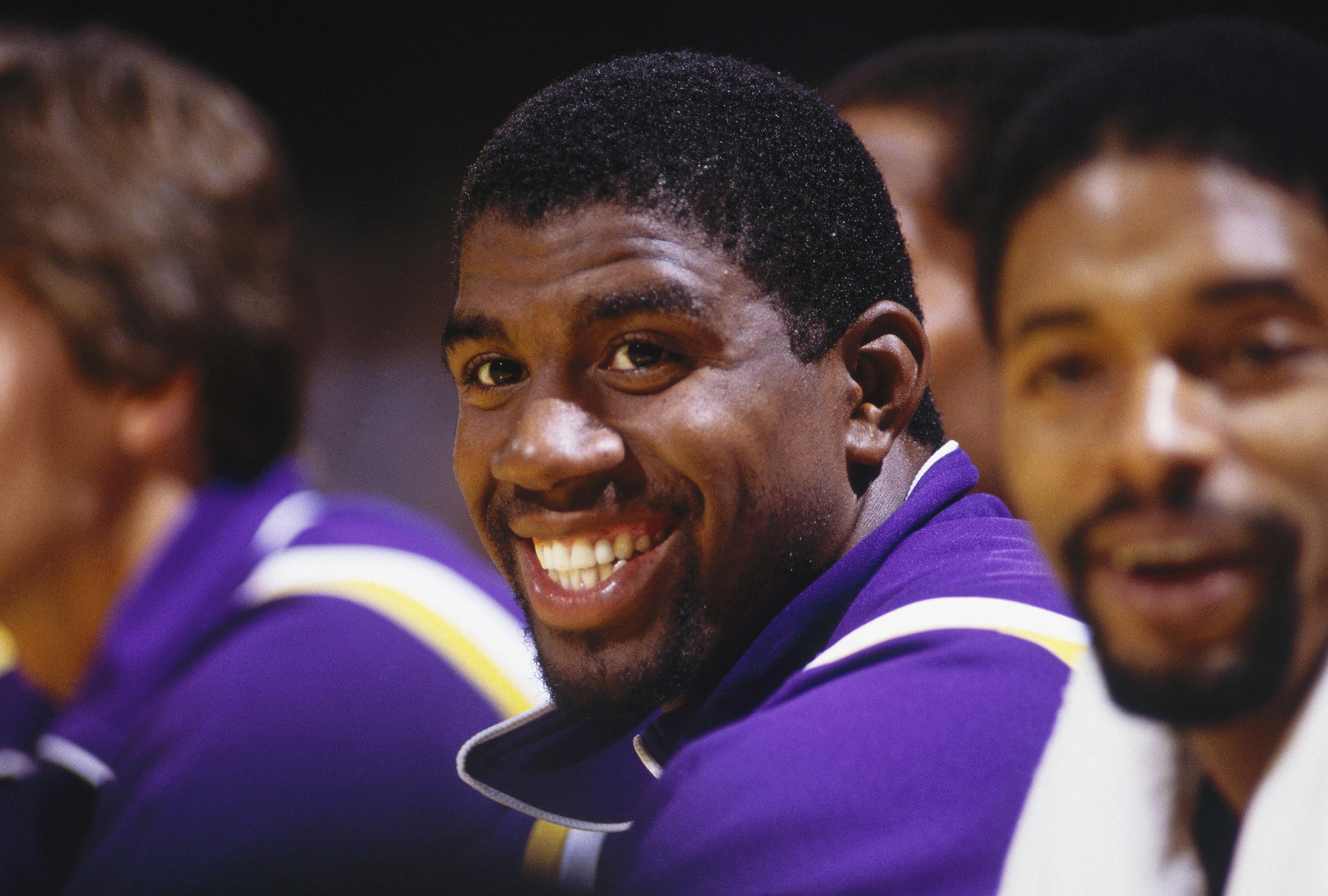 How Did Magic Johnson Get His Iconic Nickname?